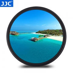 JJC 40.5 mm CPL 偏振镜 偏光滤镜 索尼16-50镜头配件 SONY A6500 A6400 A6300 A6000 A5100 A5000微单相机