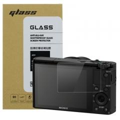 天气不错 索尼SONY RX100/M5/M4/3/RX10 III/A7R2/A7m2/A7r3/a7m3 钢化玻璃屏幕保护贴膜 高透防刮金刚膜