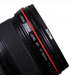 卓美 ZOMEI 超薄CPL偏振镜77mm 索尼富士微单镜头UV镜佳能尼康单反相机滤镜
