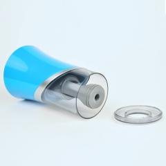 三木(SUNWOOD) 电动削笔器/铅笔刀/合金钢滚刀卷笔器 蓝色 5937