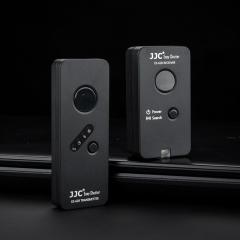 JJC 索尼A7M3快门线 SONY微单相机无线遥控器A7R3 A7S2/R2 A7 A6500 A6300 A6000 RX10M3/M4黑卡RX100M6配件