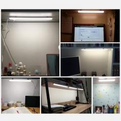 欧普照明(OPPLE)酷毙灯大学生宿舍神器灯管led台灯学习寝室USB 5w单控4000k暖白光