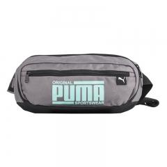 彪马(PUMA)包 运动包 腰包 Sole Waist Bag 胸包 斜挎包 076639 02 石灰色