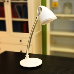 松下(Panasonic)台灯LED触摸六段/连续调光阅读工作学习简约台灯 HHLT0620
