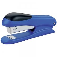 得力(deli)12#轻巧便携订书机 25页办公桌面订书器 办公用品 颜色随机0305