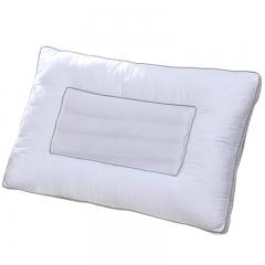 富安娜家纺 枕头芯颈椎枕决明子草本枕芯 成人枕头 决明子香薰枕 一个74*48cm 白色