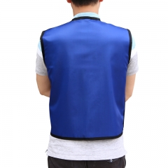 者也铅衣X射线防护服套装x光防核辐射铅眼镜铅围脖领CT防辐射 铅背心 0.35当量