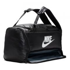 耐克(NIKE)包 运动包 行李包 BRSLA BKPK DUFF 双肩包 手提包两用 桶包 BA6395-010 黑