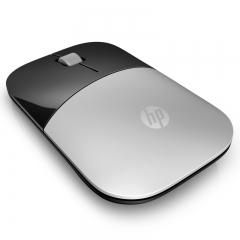 惠普(HP)Z3700 无线鼠标 便携办公鼠标 银色