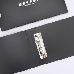 晨光(M&G)文具黑色增值税专用发票夹 财务票据收纳夹 办票据夹 单个装ADM92921