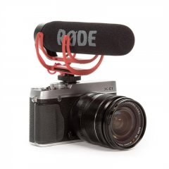 RODE/罗德 VMGO KIT 轻便型 指向性录音麦克风 单反相机 机头麦克风(无法完全抗干扰 )