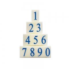 亚信(Arxin)NO.046(S-3) 数字组合号码印章 字母印活字印可调 自由组合价格标价号码机