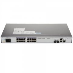 华为(HUAWEI)S2700-18TP-SI-AC 16口百兆全/半双工自适应以太网 交换机