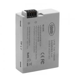 斯丹德(sidande) LP-E8数码相机电池lpe8 佳能EOS 550D 650D 700D 600D单反相机配件