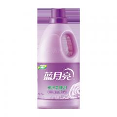 蓝月亮柔顺剂衣物护理剂 新一代绿色环保 柔软透气 防静电 温和亲肤 除异味(薰衣草香)2kg/瓶