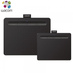 Wacom 和冠 影拓intuos 数位板 绘画板 手绘板 手写板 绘图板 CTL-6100 M号 标准版