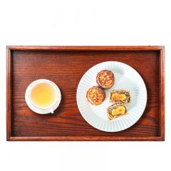 唐宗筷 木质托盘加厚加大天然木制茶盘托盘45*26cmC6340