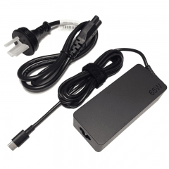 联想ThinkPad Type-C 65W笔记本电源适配器4X20M26281