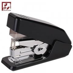 得力(deli)订书机12号商务耐用省力型办公用品 颜色随机 小号省力/0466