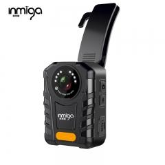 英米加(inmiga)DSJ-T1执法记录仪 执法仪 高清现场记录仪便携式视频音频记录仪专业摄像机红外夜视 内置16G
