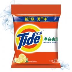 汰渍 净白去渍洗衣粉(柠檬清香)5kg/袋