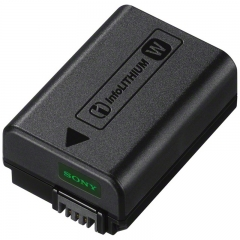索尼(SONY)NP-FW50 相机充电电池(适用索尼微单6400/7M2等)