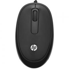 惠普(HP)FM110 有线鼠标 黑色