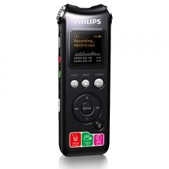 飞利浦(PHILIPS) VTR8000 8GB 录音笔 集成摄像头 录音录像笔