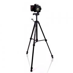 富图宝(Fotopro) DIGI-9300 铝镁合金摄影摄像脚架 便携式多功能数码相机支架