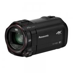 松下(Panasonic) VX980直播4K高清数码摄像机 /DV/摄影机/录像机 20倍光学变焦、无线多摄像头