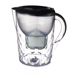 沁园(TRULIVA)过滤净水器 家用滤水壶 净水壶 JB-C1101-净水杯(黑色) 家用净水杯
