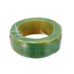 金山(JINSHAN)国标阻燃单芯塑铜线 硬线 电线 电缆 ZR-BV1.5平方 双100M/盘