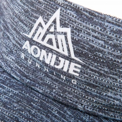 奥尼捷(AONIJIE)运动空顶帽户外马拉松男女吸汗太阳帽登山骑行遮阳帽防晒速干鸭舌帽 藏蓝色