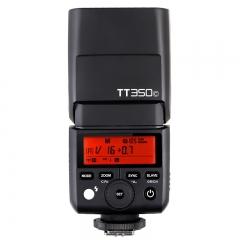 神牛(Godox)TT350C 佳能机顶闪光灯 外拍灯微单热靴摄影灯