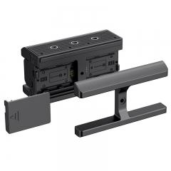 索尼(SONY)NPA-MQZ1K 多电池适配器套件(含两节NP-FZ100,适用于Alpha 9/7RM3/7RM2/7SM2/RX10M4等)