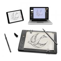 【基础版】实录ISKN Slate 2+ 数位板 无线蓝牙 手绘板 绘图板 手写板 电脑绘画板 绘画板