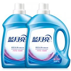 蓝月亮 深层洁净护理洗衣液(薰衣草)3kg*2瓶