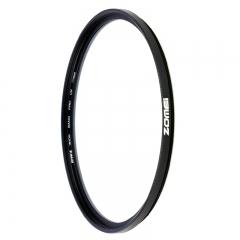 卓美 ZOMEI 超薄MC UV镜62mm 索尼富士微单镜头保护镜佳能尼康单反相机双面多层镀膜滤镜