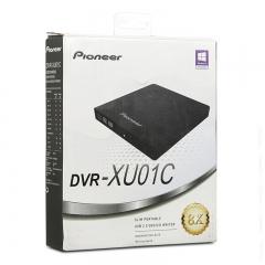 先锋(Pioneer) 8倍速 USB2.0外置光驱 支持DVD/CD读写 DVD刻录机 移动光驱 黑色/DVR-XU01C
