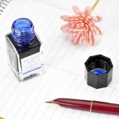 日本百乐(PILOT)钢笔墨水彩墨 朝颜 15ml INK-15-AS原装进口