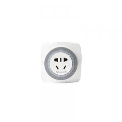 公牛 定时器开关插座电源定时开关插排16A插头GND-2D机械倒计时充电