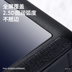 绿巨能(llano)相机钢化膜 佳能M10 M10 M5/松下GH5 相机屏幕贴膜 高清防刮保护膜 数码液晶屏配件 2片装