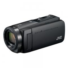 杰伟世(JVC)GZ-RX650BAC 四防高清数码摄像机/高清运动DV/防水/内置8G内存 黑色