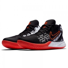 耐克NIKE 男子 篮球鞋 欧文 KYRIE FLYTRAP II EP 运动鞋 AO4438-007黑色44码