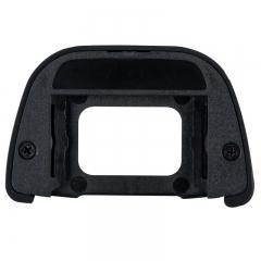 JJC 尼康D750取景器眼罩 D7200接目镜配件D7100 D7000 D610目镜罩D90 D600 D300S D80单反相机护目镜DK-23