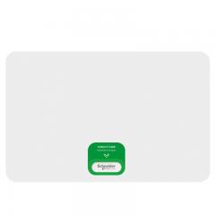 施耐德电气(Schneider Electric)配电箱 空开强电箱 家用 暗装配线箱套装 白色面盖 16回路 天朗系列TLA16B