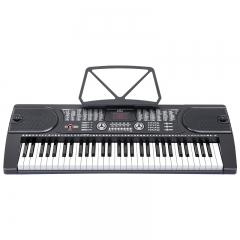美科(MEIRKERGR)MK-8618 61键多功能智能教学电子琴儿童初学乐器 连接手机pad