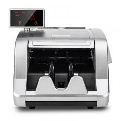 得力(deli)银行专业A类点钞机 符合国家新金标标准验钞机 支持USB升级 2125