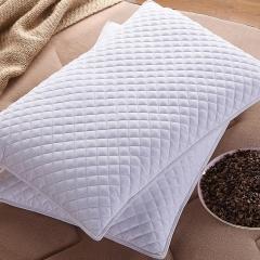 南极人 枕芯家纺 草本全棉荞麦枕头 荞麦壳填充 成人单人学生颈椎枕头芯 约5斤 单只装