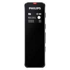 飞利浦(PHILIPS)VTR5102 16G 会议录音笔 终身免费语音转文本 智能APP 声纹感应 录写同步